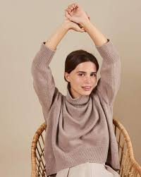 Cashmere and wool sweater — <b>12Storeez</b>