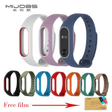 <b>Xiaomi mi</b> band 2 Strap Belt Silicone Colorful <b>Wristband</b> for Mi Band ...
