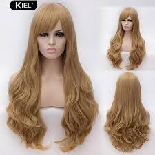 ‴<b>Fashion Wave Curly</b> Full Long <b>Women</b> Girl Party Cosplay Wig ...