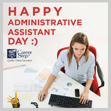 happy administrative professionals week administrative assistant