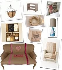 share this link burlap furniture