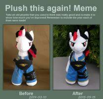 Memes on Plushie-Database - DeviantArt via Relatably.com