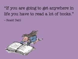 Roald Dahl Quotes About Reading. QuotesGram via Relatably.com