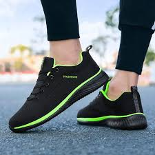<b>Men Casual Sports</b> Shoes Gym <b>Athletic</b> Running Sneakers Outdoor ...