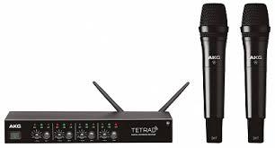 Купить <b>РАДИОСИСТЕМА AKG DMS</b> TETRAD VOCAL SET P5 4/2 с ...
