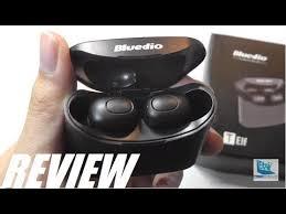 REVIEW: Bluedio T-Elf, TWS Wireless <b>Earbuds</b> (<b>Bluetooth</b> 5.0 ...