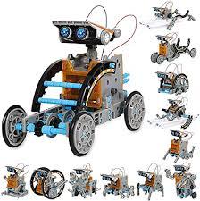 Sillbird STEM 12-in-1 Education Solar Robot Toys ... - Amazon.com