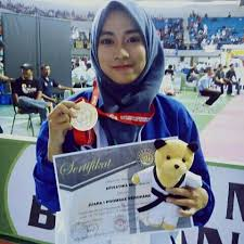 Determination and Persistence: Afiyatika, an IGOV Student who won ...