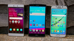 Best for LTE: Galaxy S6, Huawei P8, LG G4 - AndroidAuthority