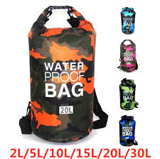 2L/5L/ <b>10L</b>/15L/20L/30L waterproof drifting bag drying bag outdoor ...
