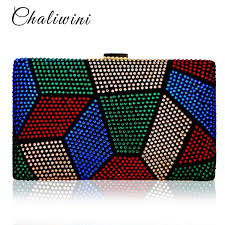 <b>Chaliwini</b> New Fashion Design <b>Women Clutches</b> Purses Ladies ...