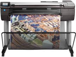 <b>HP DesignJet T830</b> Large Format Multifunction Wireless <b>Plotter</b> ...