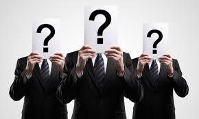 3 types of preachers h b charles jr group of business people holding a question mark