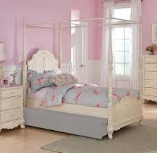 homelegance cinderella poster bed ecru amazing white kids poster bedroom furniture