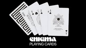 enigma playing cards by enigmacards by hector roberto perez enigma playing cards by enigmacards