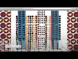 awesome website for great graal heads, bodies and more - YouTube