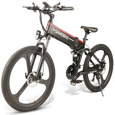 <b>Samebike LO26 Moped</b> Electric Bike Smart 350W 30km Per Hour ...