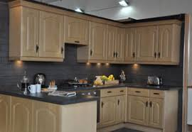 limed oak kitchen units: full beech effect laminate kitchen and stainless steel appliances all of the units you can see can be yours for only a