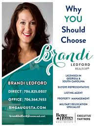 real estate flyer ideas new listing flyer luxury design  brandi ledford agent branding magazine ad better homes gardens real estate executive partners