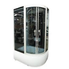 <b>Душевая кабина</b> с гидромассажем Ilong XBS1004, <b>120х80х220 см</b> ...