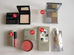 makeup fragrances precios locos de sephora junio  cargo blu ray high definition make up pressed powder