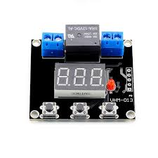 Arduino - <b>VHM</b>-<b>013 0-999 Min</b> Countdown Timer Switch Board with ...