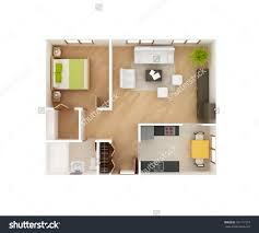 Simple d Floor Plan Of A House Top View  Bedroom Bath  May Be    Save to a lightbox