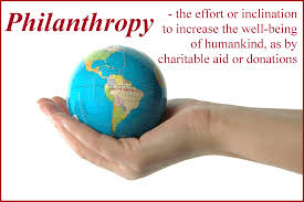 helping others makes you happy think live be positive philanthropy ideas