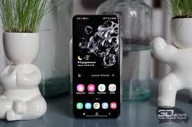 Обзор <b>смартфона Samsung Galaxy S20</b> Ultra: безумный зум и ...