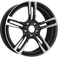 Wheel disc <b>Replay A119 8x18/5x112</b> D66.6 ET39 MBF|Wheels ...