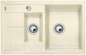 Купить <b>Кухонную мойку BLANCO Metra</b> 6S compact (513469) в ...