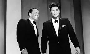 <b>Frank Sinatra And</b> Elvis Presley: When The Chairman Met The King