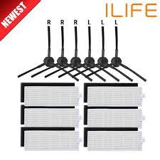 <b>18Pcs</b>/<b>lot</b> Robot vacuum cleaner <b>Hepa</b> filter for ilife A8 a40 a6 a4 ...