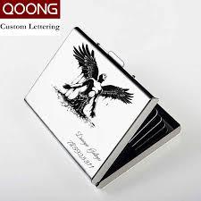 <b>QOONG</b> 3 Styles <b>RFID</b> Metal <b>Travel Card</b> Wallet For Credit <b>Cards</b> ...