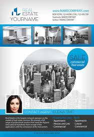 the best  real estate flyer templates for photoshop  real estate flyer template