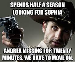 TV: The Walking Dead - Season 6 [Archive] - Page 2 - HFBoards via Relatably.com