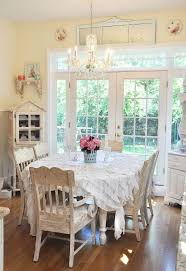 Shabby Chic Dining Room Furniture For 1000 Images About Dining Room On Pinterest Tablecloths Shabby