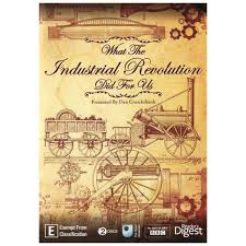 what the industrial revolution did for us dvd big w what the industrial revolution did for us