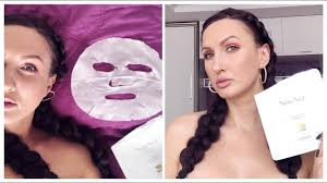 Лучшая <b>разглаживающая</b> тканевая <b>маска для лица</b> - NovAge ...