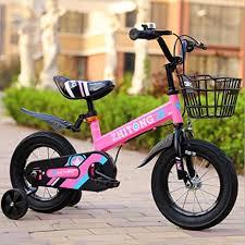 "KS <b>Kids bike Boy's Girl's</b> Child Bike 12"", 14"", 16"", 18"" With Stabilisers ..."