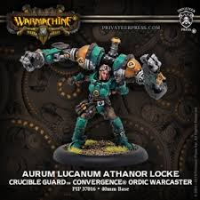 Aurum Lucanum Athanor Locke | Privateer Press