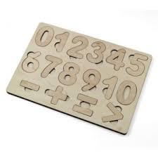 <b>Десятое королевство Пазл</b> деревянный «<b>Арифметика</b>» | Отзывы ...