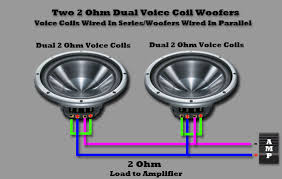 pioneer dvc wiring diagram images wiring diagram together ohm dual voice coil wiring on woofers diagrams for