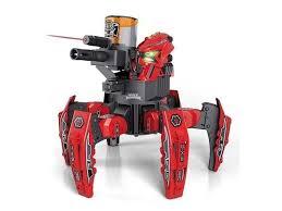 <b>Радиоуправляемый боевой робот-паук</b> Space Warrior — купить в ...