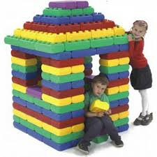 EB-3048 Детский <b>конструктор Edu Play Farm</b> Big Block купить в ...