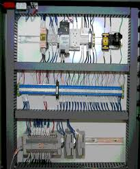 industrial electrical plc cabinet wiring diagram  industrial    industrial electrical plc cabinet wiring diagram