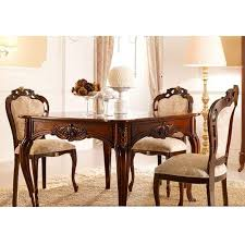 room simple dining sets: top victorian dining set indonesia furniture within french dining room table plan