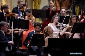 2020 <b>Gala</b> concert for Chinese <b>New Year</b> held in <b>Vienna</b> - Xinhua ...