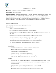 job description for barista in resume write a successful job job description for barista in resume starbucks barista job description starbuck barista job barista resume tips