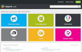 how to use absorb help desk absorb lms help desk the help desk dashboard provides a way to quickly access the different areas and tools available for troubleshooting any questions or issues you have